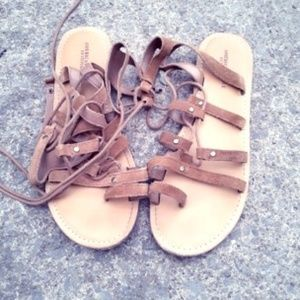 American Eagle Sandals size 10